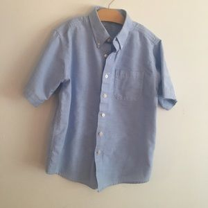 George size large husky 10/12 button down